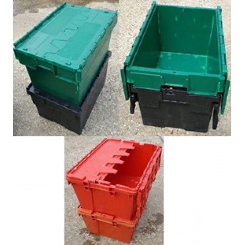 Lidded Crates and Boxes
