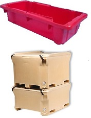 Fish Boxes and Crates