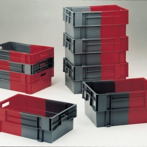 180 degree Stack / Nest Crates