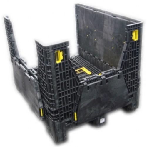 Folding Plastic Pallet Boxes